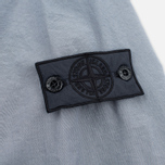 Мужской плащ Stone Island Shadow Project Tela Nylon Mac Grey фото- 3