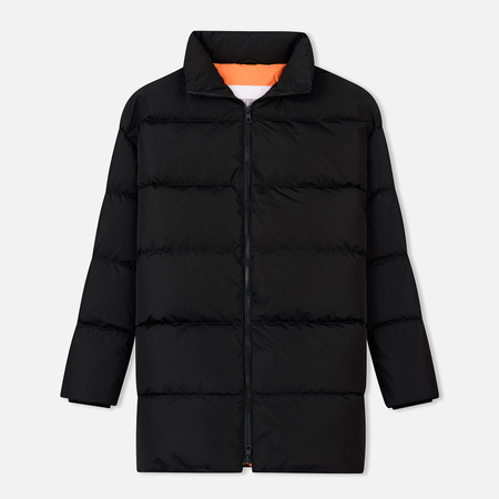 Мужской пуховик Calvin Klein Jeans Est. 1978 Puffer Black