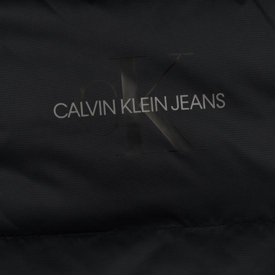 Мужской пуховик Calvin Klein Jeans Monogram Logo Black