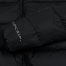 Мужской пуховик Calvin Klein Jeans Monogram Logo Black фото- 6