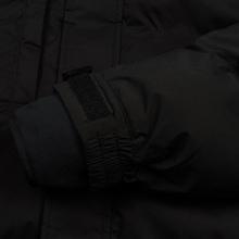 Мужской пуховик Carhartt WIP Weber 2.5 Oz Black/White фото- 2