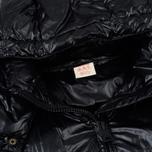Мужской пуховик Champion Reverse Weave Padded Zip-Up Funnel Neck Hooded Black фото- 2