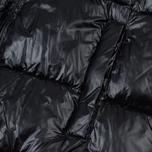 Мужской пуховик Champion Reverse Weave Padded Zip-Up Funnel Neck Hooded Black фото- 5