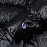 Мужской пуховик Champion Reverse Weave Padded Zip-Up Funnel Neck Hooded Black фото- 6