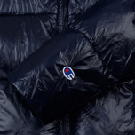 Мужской пуховик Champion Reverse Weave Padded Zip-Up Funnel Neck Hooded Navy фото- 6
