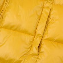 Мужской пуховик Champion Reverse Weave Padded Zip-Up Funnel Neck Hooded Yellow фото- 5