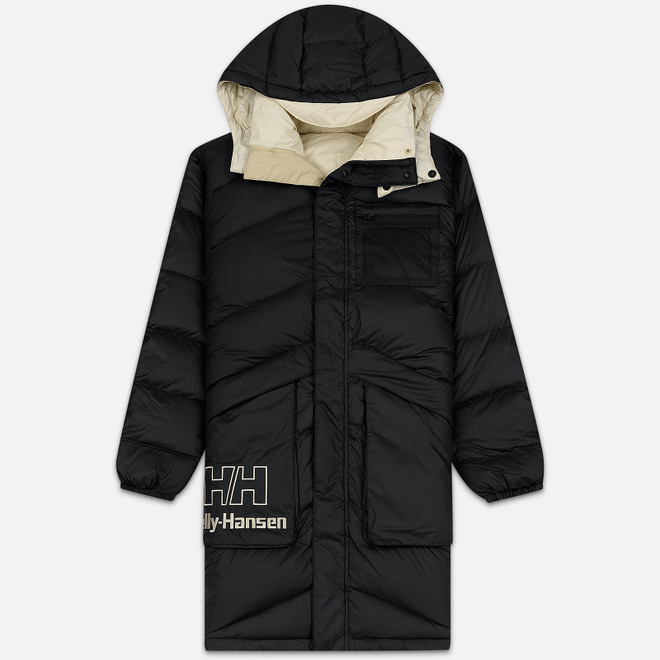 Мужской пуховик Helly Hansen Heritage Reversible Black/Beige