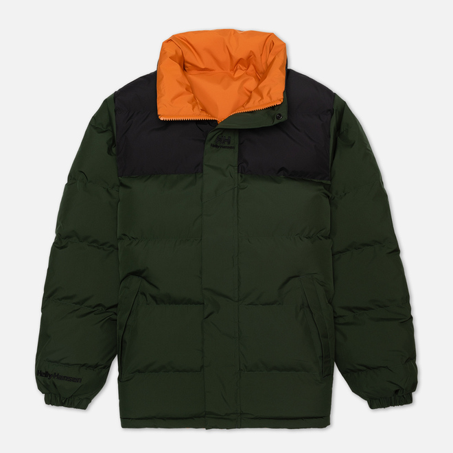 Мужской пуховик Helly Hansen Yu Puffer Mountain Green Melange