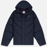 Мужской пуховик Lacoste Live Down Filled Navy фото- 0