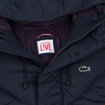 Мужской пуховик Lacoste Live Down Filled Navy фото- 1