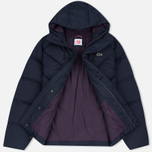 Мужской пуховик Lacoste Live Down Filled Navy фото- 2