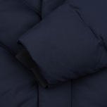 Мужской пуховик Lacoste Live Down Filled Navy фото- 3