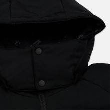 Мужской пуховик Lacoste Live Print Lining Long Reversible Black/Black/White фото- 4