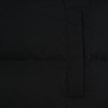 Мужской пуховик Lacoste Live Print Lining Long Reversible Black/Black/White фото- 5