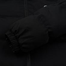 Мужской пуховик Lacoste Live Print Lining Long Reversible Black/Black/White фото- 7