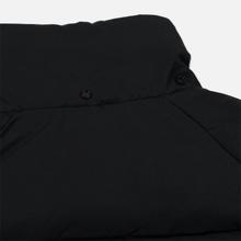 Мужской пуховик Lacoste Live Print Lining Long Reversible Black/Black/White фото- 8