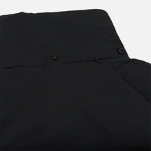 Мужской пуховик Lacoste Live Print Lining Short Reversible Black/Blue/White фото- 8