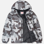 Lacoste Live Quilted Men's Padded Jacket Print photo- 1