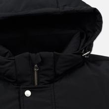 Мужской пуховик Lacoste Multiple Pockets Water-Resistant Hoodie Black фото- 3