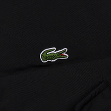 Мужской пуховик Lacoste Multiple Pockets Water-Resistant Hoodie Black фото- 4