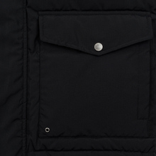 Мужской пуховик Lacoste Multiple Pockets Water-Resistant Hoodie Black фото- 6