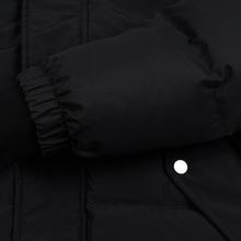 Мужской пуховик Lacoste Multiple Pockets Water-Resistant Hoodie Black фото- 5