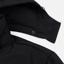 Мужской пуховик Lacoste Multiple Pockets Water-Resistant Hoodie Black фото- 7