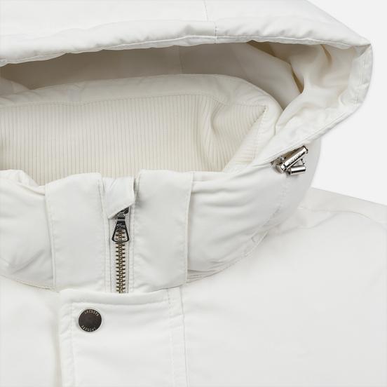 Мужской пуховик Lacoste Multiple Pockets Water-Resistant Hoodie Flour