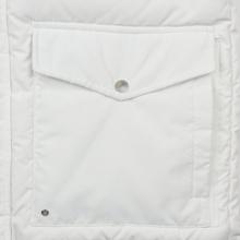 Мужской пуховик Lacoste Multiple Pockets Water-Resistant Hoodie Flour фото- 6