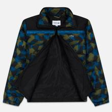 Мужской пуховик Lacoste Sport Colourblock Water-Resistant Black/Blue/Khaki Green фото- 2