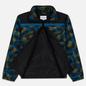 Мужской пуховик Lacoste Sport Colourblock Water-Resistant Black/Blue/Khaki Green фото - 2