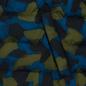 Мужской пуховик Lacoste Sport Colourblock Water-Resistant Black/Blue/Khaki Green фото - 5
