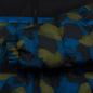 Мужской пуховик Lacoste Sport Colourblock Water-Resistant Black/Blue/Khaki Green фото - 6