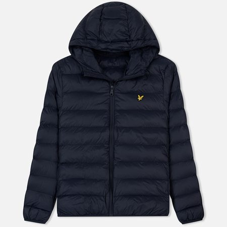 Мужской пуховик Lyle & Scott Lightweight Puffer Dark Navy