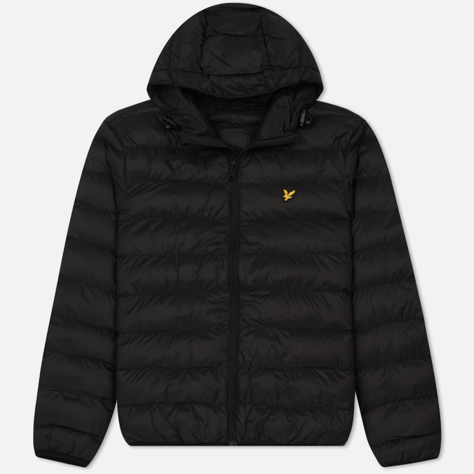 Мужской пуховик Lyle & Scott Lightweight Puffer True Black