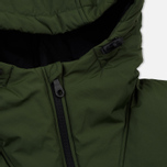 Мужской пуховик Lyle & Scott Wadded Woodland Green фото- 2