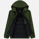 Мужской пуховик Lyle & Scott Wadded Woodland Green фото- 1