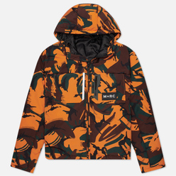 Мужской пуховик M+RC Noir East Puffer Orange Camo
