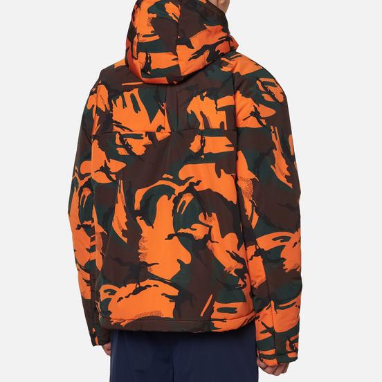 Мужской пуховик M+RC Noir East Puffer Orange Camo