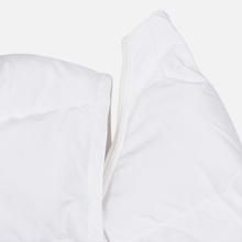 Мужской пуховик MSGM Cropped Down Hood White фото- 3