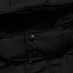 Мужской пуховик MSGM Logo Hood MSGM Black фото- 3