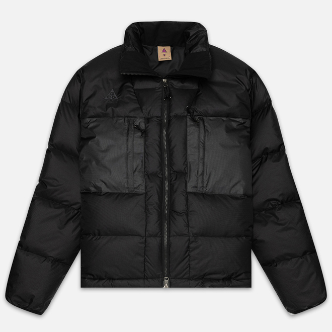 Мужской пуховик Nike ACG Down Fill NRG Black/Anthracite/Anthracite