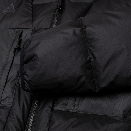 Мужской пуховик Nike ACG Down Fill NRG Black/Anthracite/Anthracite
