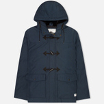 Мужской пуховик Penfield Milton Duffle Down Navy фото- 0