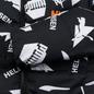 Мужской пуховик Puma x Helly Hansen Reversible Black/All Over Print Front фото - 7