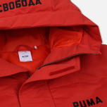 Мужской пуховик Puma x OUTLAW Moscow Ribbon Red фото- 1