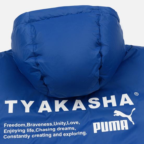 Мужской пуховик Puma x Tyakasha Down Galaxy Blue