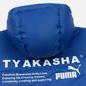 Мужской пуховик Puma x Tyakasha Down Galaxy Blue фото - 7