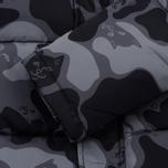 Мужская куртка RIPNDIP Nerm Camo Puffer Blackout Camo фото- 4