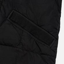 Мужской пуховик Stone Island Crinkle Reps Lightweight Nylon Down Black фото- 4
